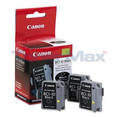 CANON BCI-10 INK CARTRIDGE BLACK